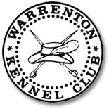 Warrenton Kennel Club logo