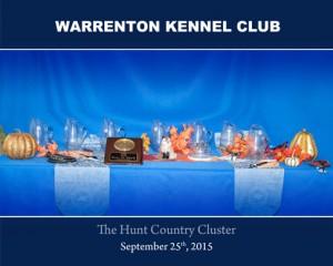 WKC Trophy Table